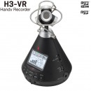 ZOOM H3-VR(日本國內款):::360° Virtual Reality Audio Recorder,PCM數位錄音機,Handy Recorder,插SD卡,刷卡或3期,H3VR